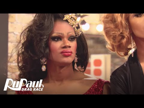 RuPaul's Drag Race (Season 8 Ep. 3) | Bonus Clip: Queens Talk Double Elimination | Logo