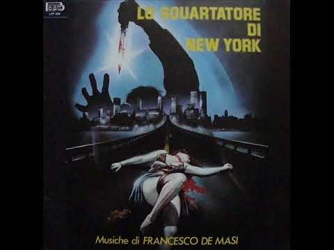 Francesco De Masi ‎– Lo Squartatore Di New York