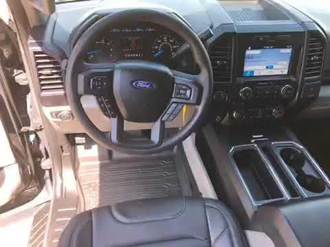 2017 Ford F-150 Used Car Broken Arrow, OK Quality Value Auto Sales