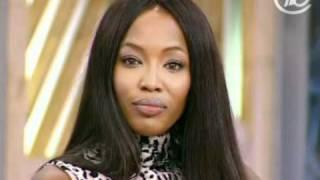 """""""Пусть говорят"""" с Naomi Campbell от 2 ноября 2010г.2/4"""
