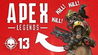 LEGENDY APEX! #2 KOLEJNE ZWYCIĘSTWO?!
