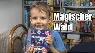 Magischer Wald (Smart Games) - ab 6 Jahre - Logikspiel für die Autofahrt