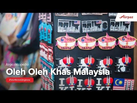 10 Oleh Oleh Khas Malaysia yang Wajib Kamu Beli!