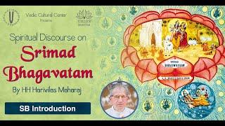 Bhagavatam class by HG Harivilas Prabhu