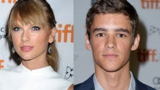 Taylor Swift Dating Brenton Thwaites!?