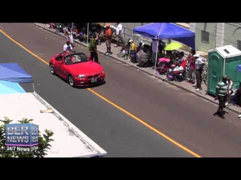 Bermudians For Garry Dill In The Bermuda Day Parade, May 26 2014
