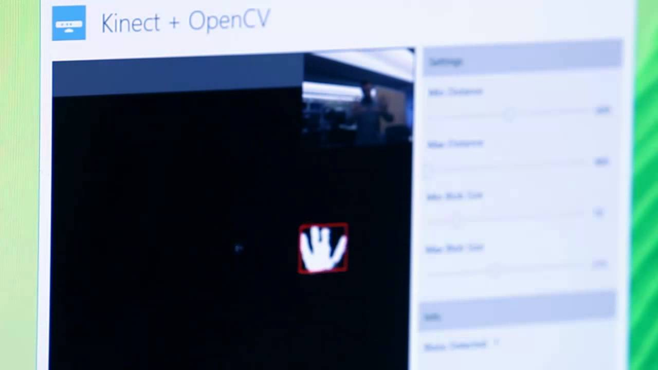 Blob Tracking: Kinect + OpenCV + WPF - Clarity Consulting