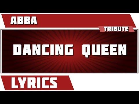 Dancing Queen - Abba Tribute - Lyrics