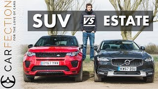 SUV vs Estate: Is The SUV Killing The Station Wagon? - Carfection
