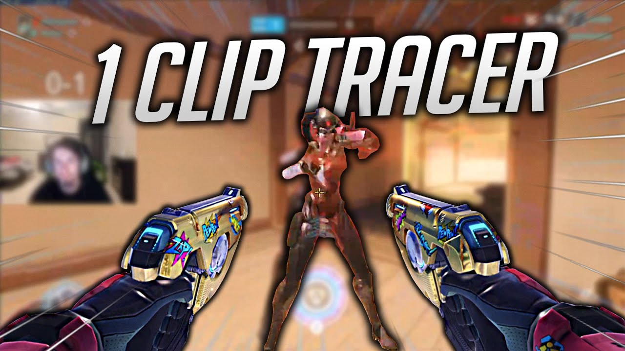 THIS is how you 1 CLIP with TRACER...