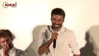 Dhanush Controversial Answer for, WHY ANIRUDH Was Not a Part of VIP2 | VIP2 PressMeet