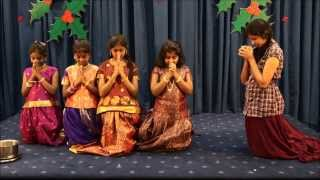 Vannathu poochi sirakadithu, performance by Suganya Robert & Team, Word of God Church, Doha Qatar