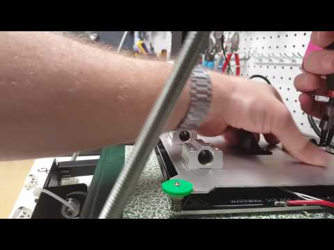 Wanhao Duplicator i3 V2: Y-Axis Bearing Upgrade