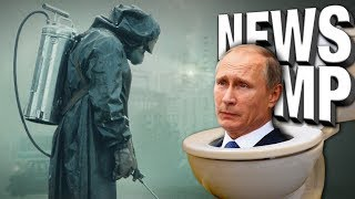 Russia Seems Pretty Angry About Hbo's Chernobyl - News Dump