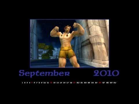 WOW große Jungs Kalender 2010