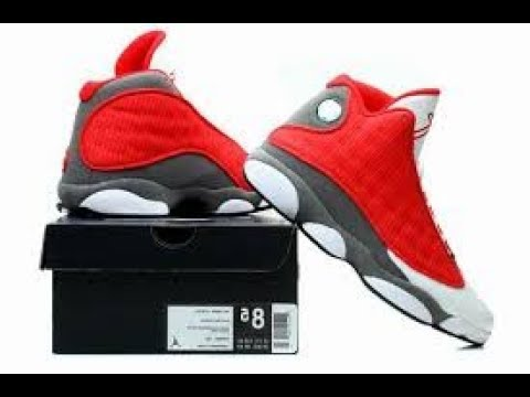 finest selection cb9ae 35bed ... nba 2k18 Shoe creator Jordan 13 ... Air Jordan 13 XIII Retro Kevin  Martin ´Houston Rockets´ PE Men  Cheap ...