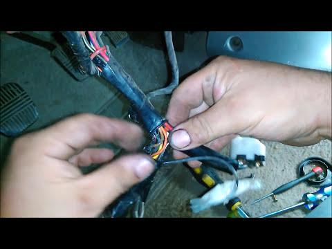 Switch de encendido nissan sentra 2000
