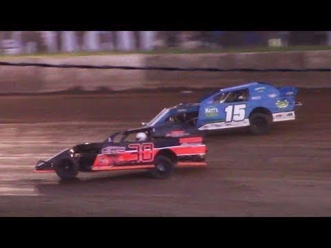 Econo Mod Feature | Eriez Speedway | 8-6-17