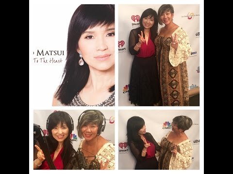 Keiko Matsui Billboard #1Pianist Composer & Humanitarian 2nd Visit w Dr Marissa
