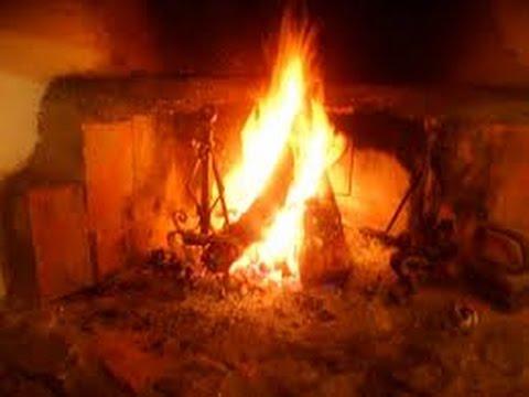 Rumore del fuoco nel camino youtube for Fuoco finto per camino