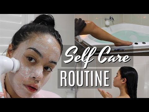 AT HOME SPA TREATMENT + PAMPER NIGHT | SELF CARE