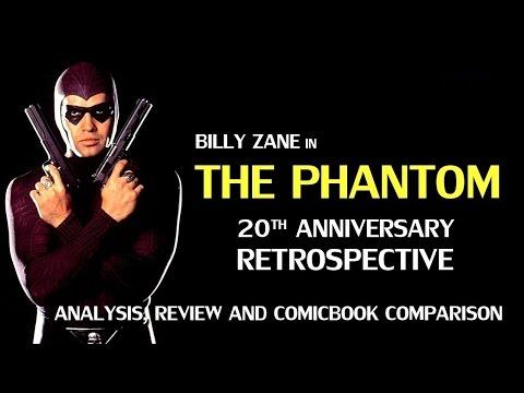The Phantom Retrospective: Analysis, Review and Comic Comparison