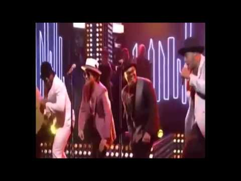 SNL - Mark Ronson Feat. Mystikal & Bruno Mars - Feel Right Live