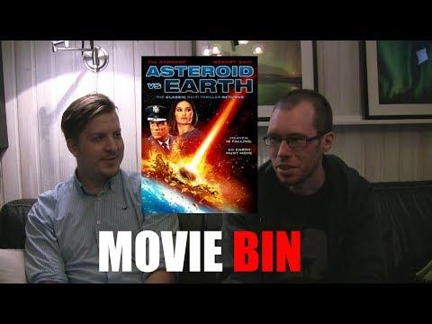 Movie Bin Episode 1 - Asteroid vs Earth