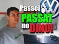 TESTE: VW PASSAT MD TURBO NO DINAMÔMETRO x APPS DE POTÊNCIA
