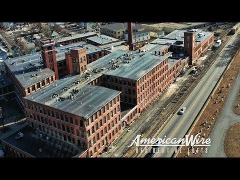 Video of the Lofts At American Wire | Pawtucket, Rhode Island Apartments for Rent
