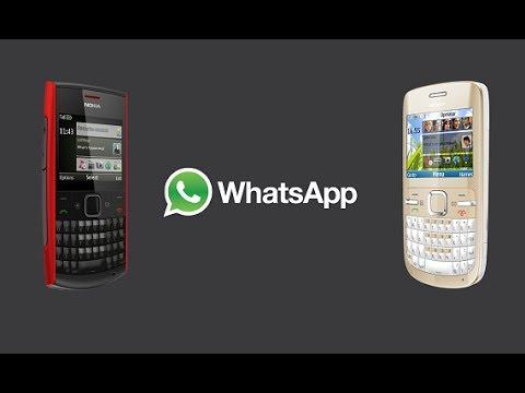 Como Descargar WhatsApp Para Celulares Nokia C300 Y Para Cualquier Nokia