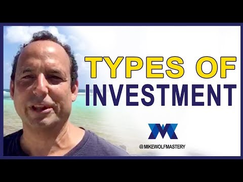 Types Of Investment - For Retirement Planning