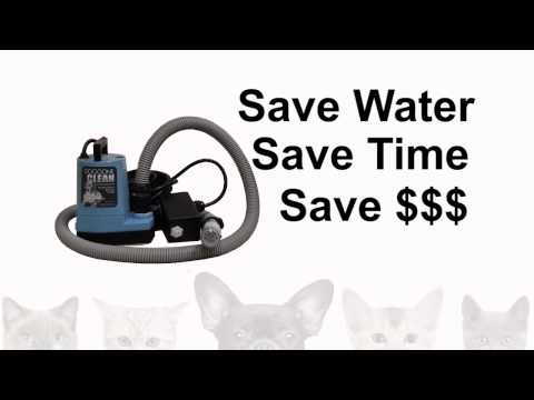 Doggone Clean Bathing System from Espree Animal Products