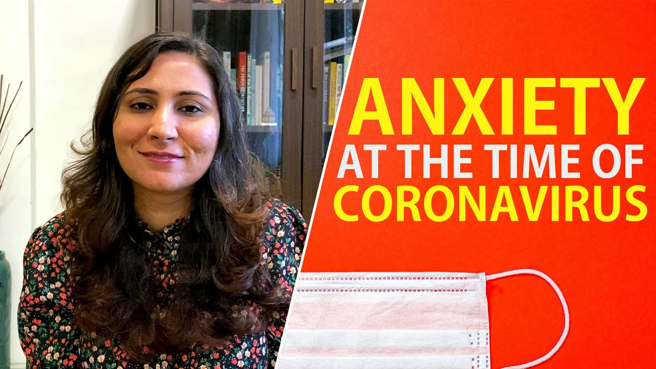 Managing Anxiety During the Coronavirus Pandemic