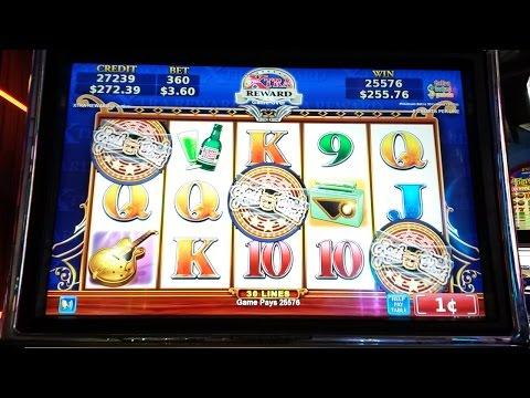 MotorCity Casino Detroit - Bonus Games - Progressive Slots