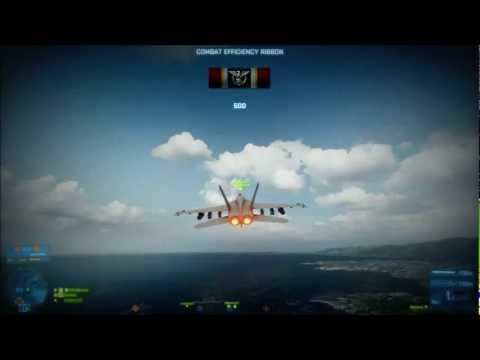 Can't play without the hacks - Kharg Island 74-0 Conquest Battlefield 3 Perfect jet round
