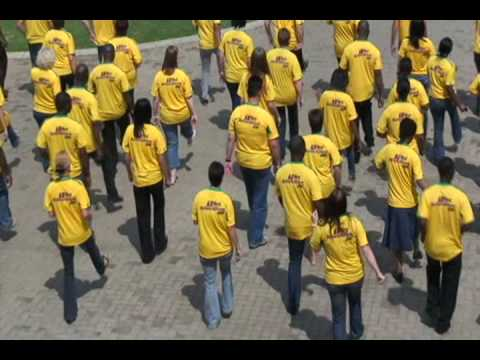 Doing The Diski Dance | Johannesburg Car Hire Staff