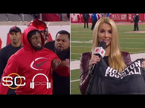 Ed Oliver-Major Applewhite drama overshadows Houston win | NCAA Football Highlights