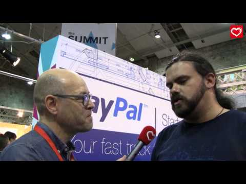 MLOVE tv @The Summit -- PayPal