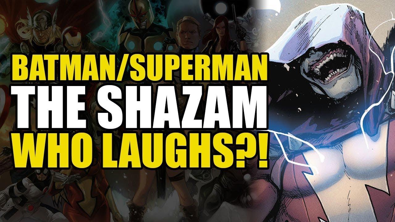 Batman/Superman: The Shazam Who Laughs   Comics Explained