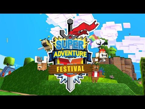 Guild Wars 2 Super Adventure Festival
