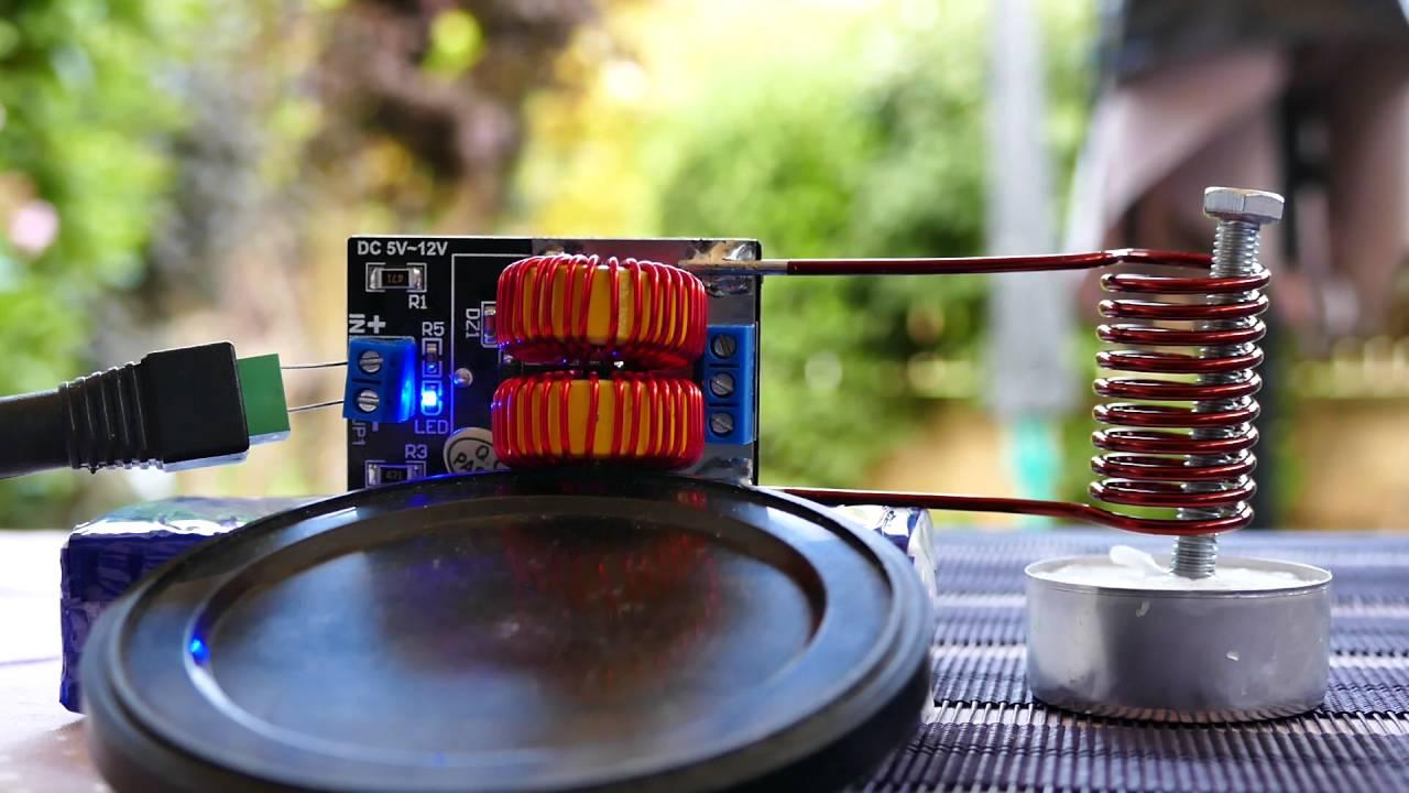 Banggood 5v 12v Zvs Induction Heating Power Supply Module
