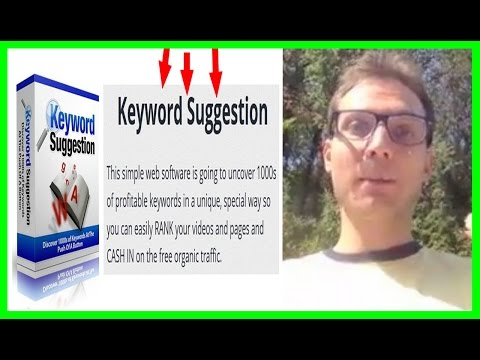 Keyword Suggestion Review - TRUTH ABOUT IT!