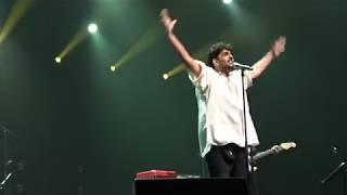 Cover images Yennai Maatrum Kadhale- Sid Sriram & Sanjeev T Rocked the STAGE ! - Sid Sriram Live in Singapore