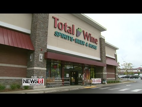 Total Wine stores fined, price war not over