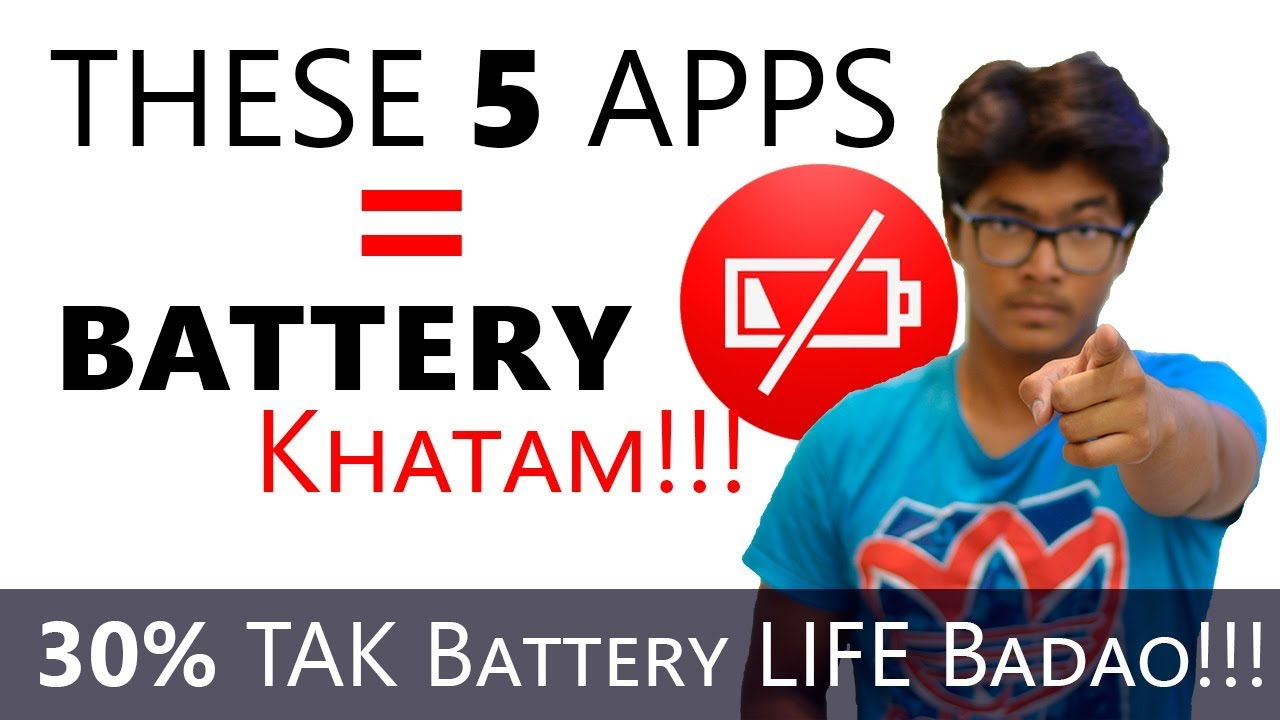 how to make battery longer