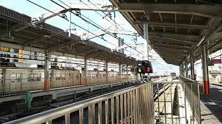 東武70000系「普通 中目黒」草加駅入線