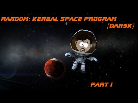 Random: Kerbal Space Program Part 1 [DK]