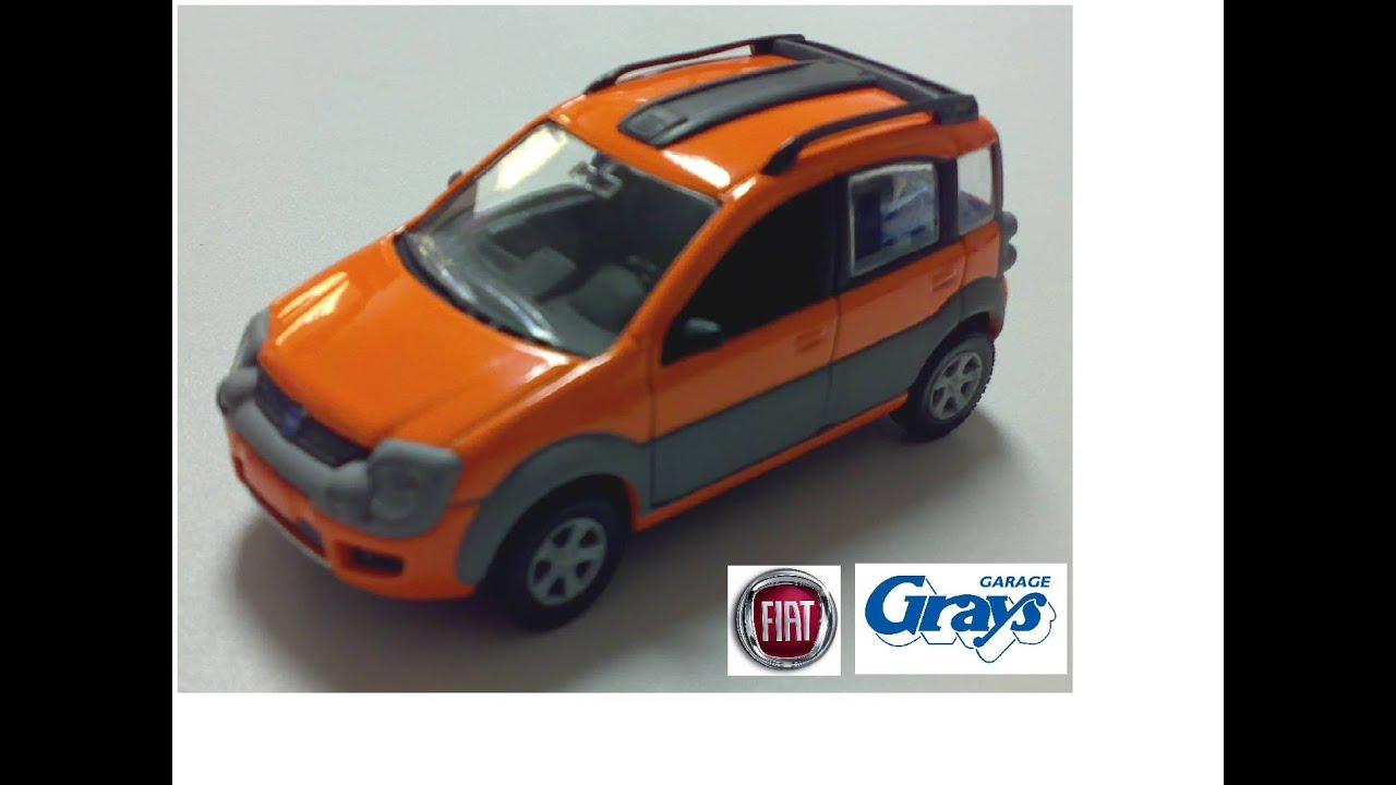 Fiat Model Cars 1 43 Scale Fiat Models Fiat Toy Cars Youtube