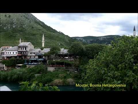 Croatia, Bosnia Herzegovina & Montenegro May 2014 by Steve & Di